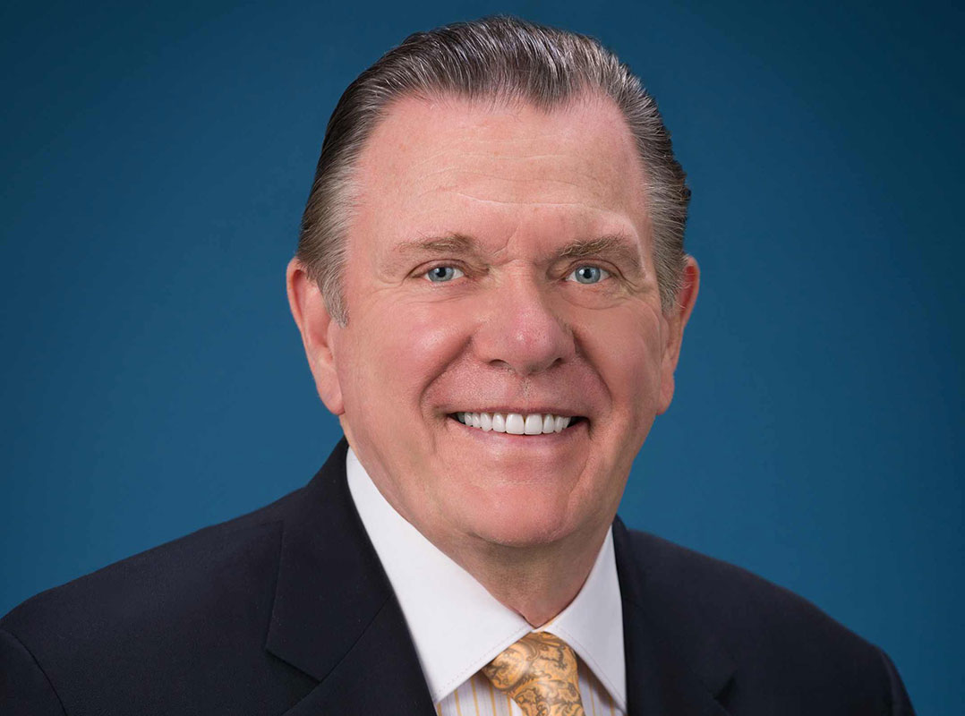 Fordham graduate Jack Keane, a retired four-star general and former vice chief of staff of the U.S. Army