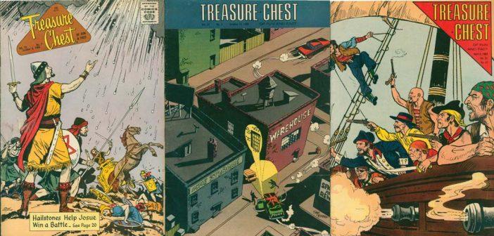 Covers of Comic books