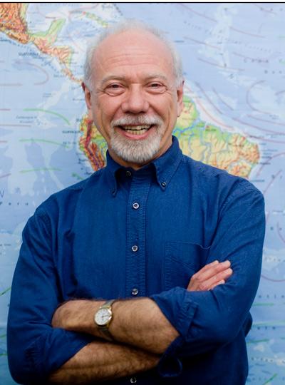 Author Bert Hansen