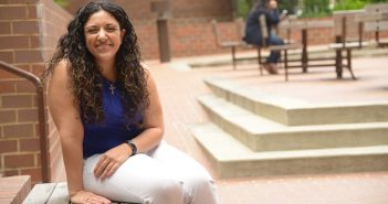 Fordham Fellowship Supports Renowned Scholar on Women and the Coptic Church