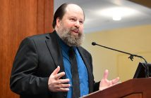 David Bentley Hart, Ph.D., research fellow at the Notre Dame Institute for Advanced Study.