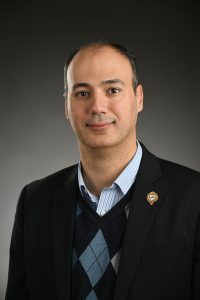 Thaier Hayajneh, Ph.D., professor of computer science,
