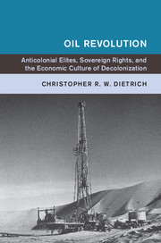 Oil Revolution Book Cover