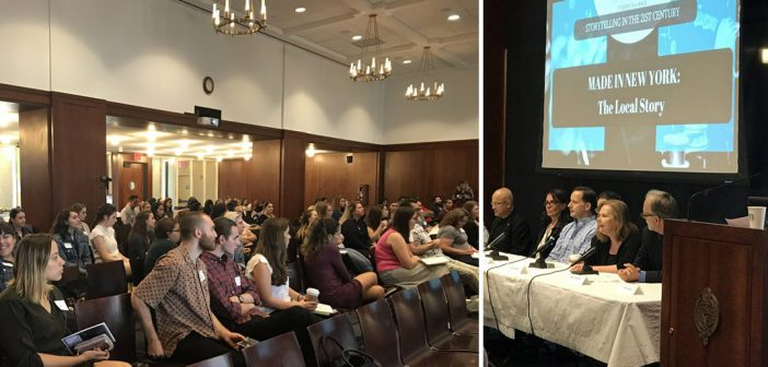 Storytelling Conference at Fordham