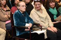 Poet Marie Ponsot on Oct. 20, 2017