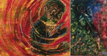 Paintings by Father Robert Gilroy