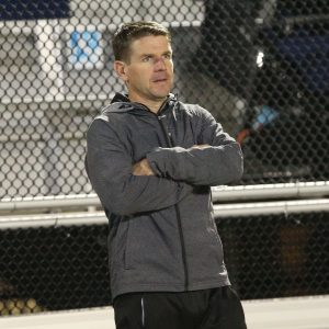 Coach Jim McElderry