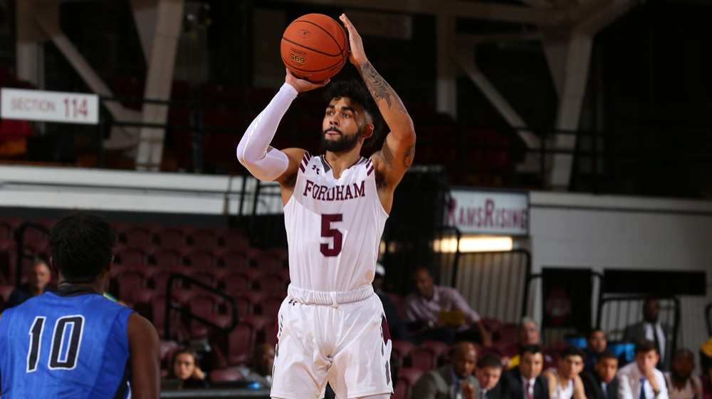 Men's Basketball Knocks Off LIU