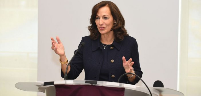 The Salices Make $2 Million Gift to Fordham