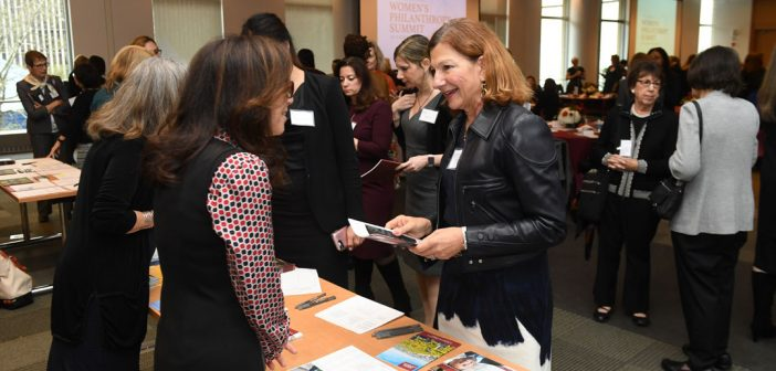 Attendees meet with Fordham deans, career services professionals, mentors, and coaches.