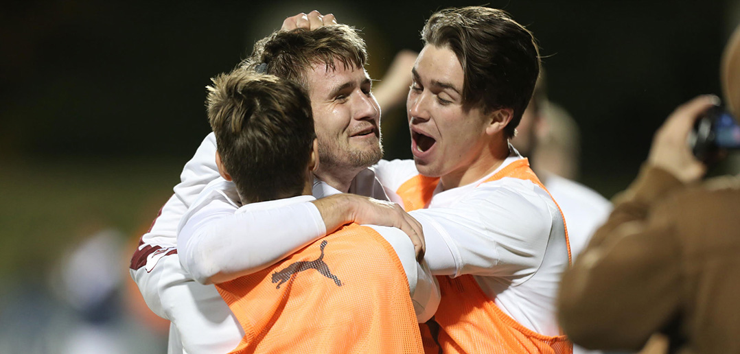 Men's Soccer Makes History with Advance to NCAA Sweet 16