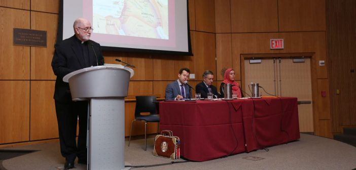 McGinley Lecture Offers Insights on Jewish, Christian, and Muslim Reformations