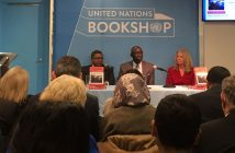 Professor Robin Andersen's Book Launch at U.N.
