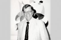 Ralph DeMayo, GSS '51, former Fordham administrator who died Dec. 11, 2017.