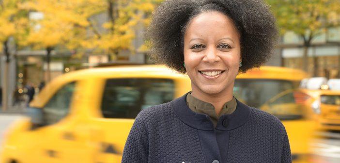 Christina Greer Named NYU's 2018 McSilver Fellow