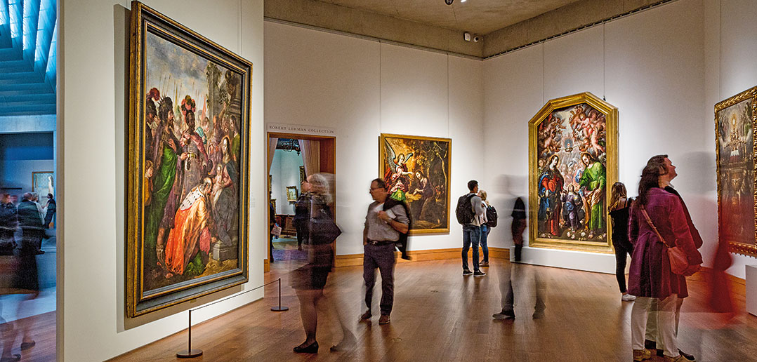 Villalpando at the met the rediscovery and restoration of for Metropolitan museum of art exhibitions