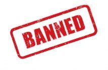 Evidence Based Ban