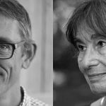 Poets Jay Hopler and Alicia Ostriker