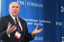 John Brennan at ICCS 2018