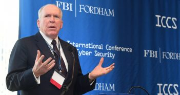 John Brennan at ICCS 2018