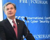 FBI Director Warns of High-Impact Cybercrimes