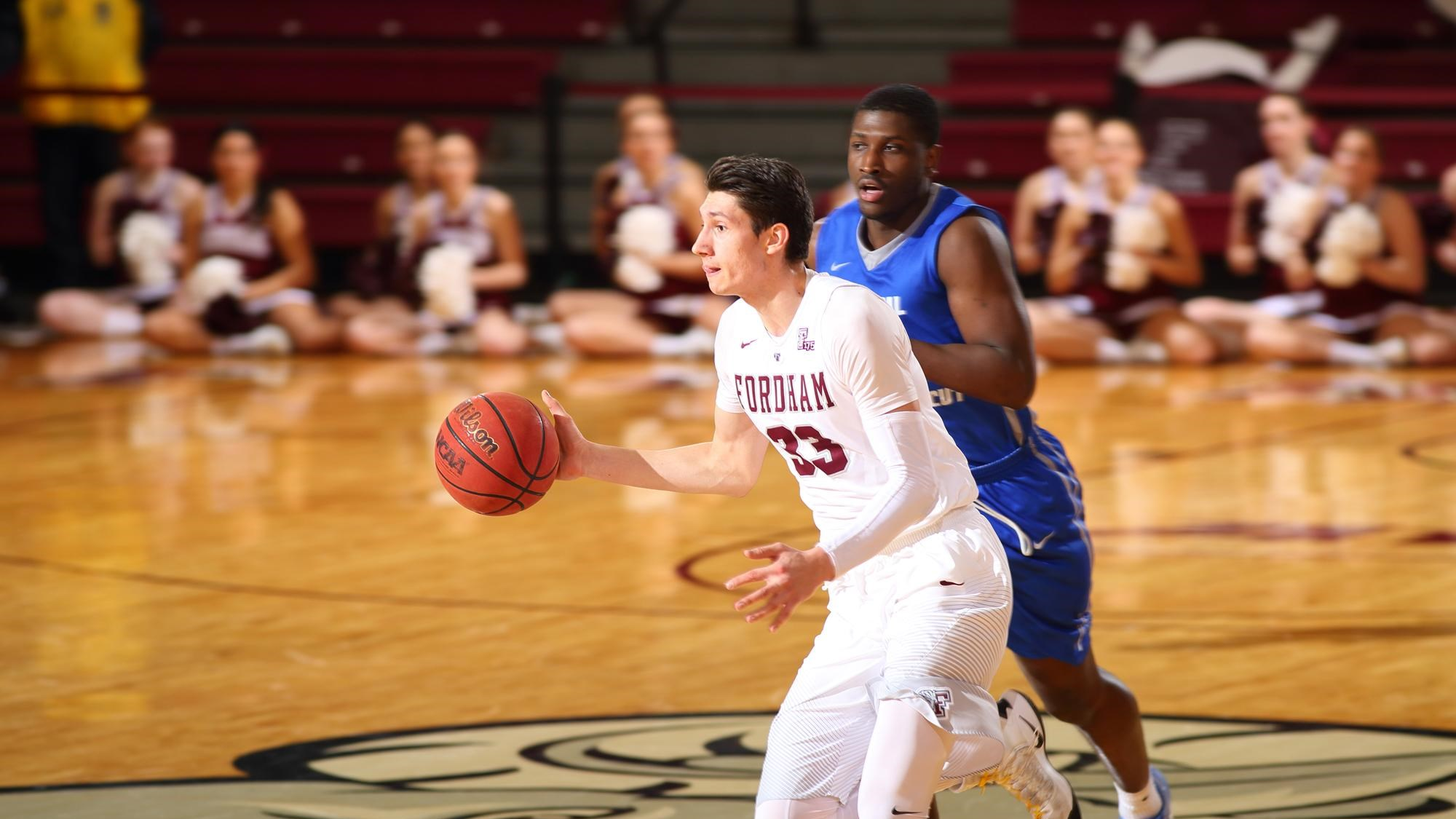 Men's Basketball Falls at St. Bonaventure