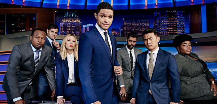 Students Hone TV Production Skills at <i>The Daily Show</i>
