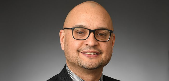 A Conversation with Rafael Zapata, Fordham's First Chief Diversity Officer