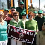 Naples Alumni Chapter at the St. Patrick's Day Parade