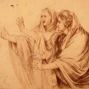 John Trumbull Drawing