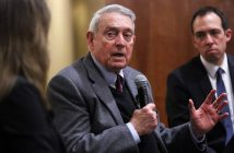 Dan Rather Speaks at Fordham