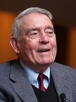 Dan Rather Up Close