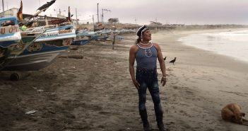Vicky, a transgender fisher(wo)man from Engabao