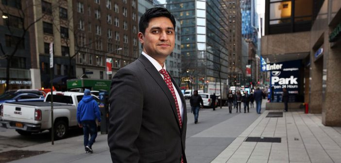 Muhammad Sarwar in New York City