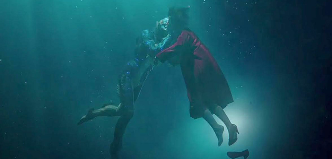For Your Consideration Professor Parses The Shape Of Water