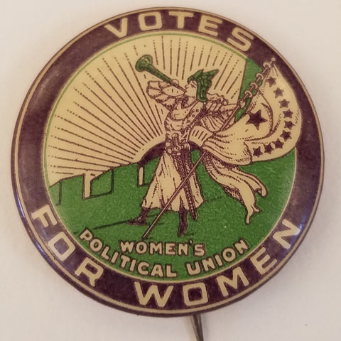 Votes for Women button1