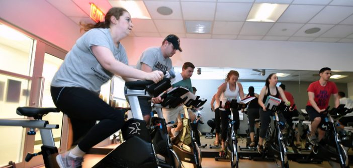 spin class