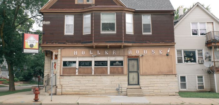 Holler House, the oldest bowling alley in the country. Milwaukee, WI. Photo by Emma DiMarco
