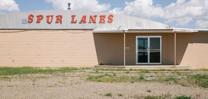Spur Lanes. Raton, New Mexico. Photo by Emma DiMarco