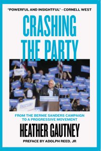 Cover of Crashing the Party, by Heather Gautney