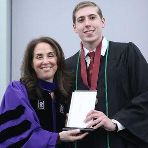 Mozilo Future Distinguished Alumnus Award Dylan Cosgrove