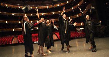 NYC Ballet graduation