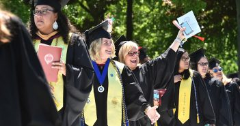 Graduate School of Social Work Graduation