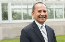 "Faustino ""Tito"" Cruz, S.M., dean of the Graduate School of Religion and Religious Education (GRE)"