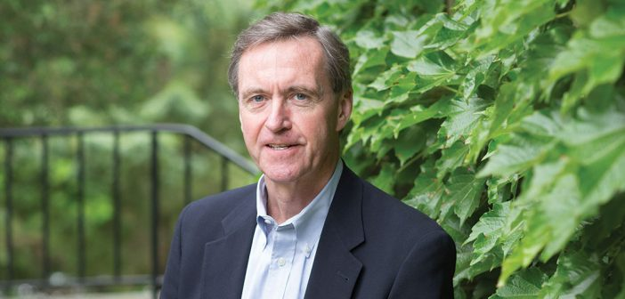 Fordham graduate and best-selling author Chris Lowney