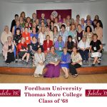 Group picture of St. Thomas More College