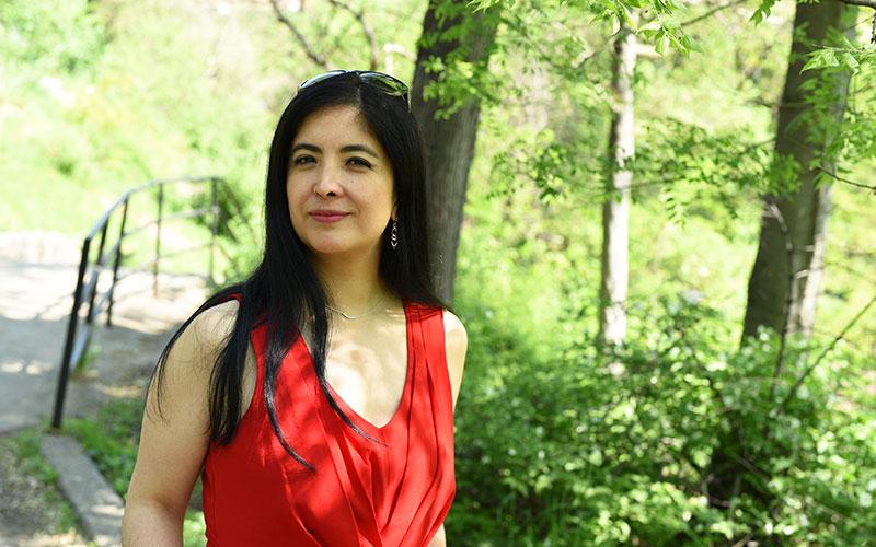 Yesika Montoya (Photo by B.A. Van Sise)