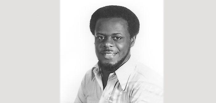 Clive Daniel in 1988