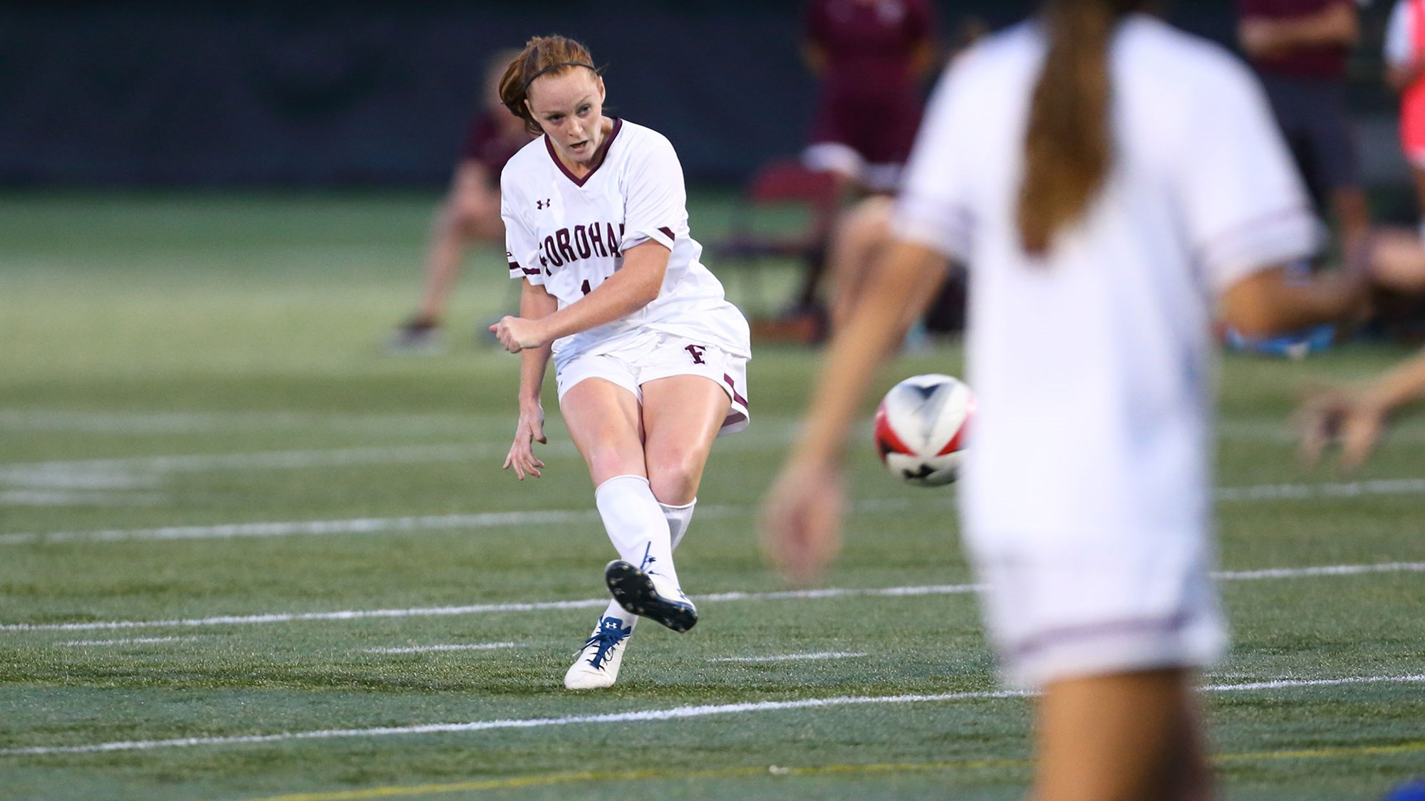 womens non conference soccer action - HD2000×1125