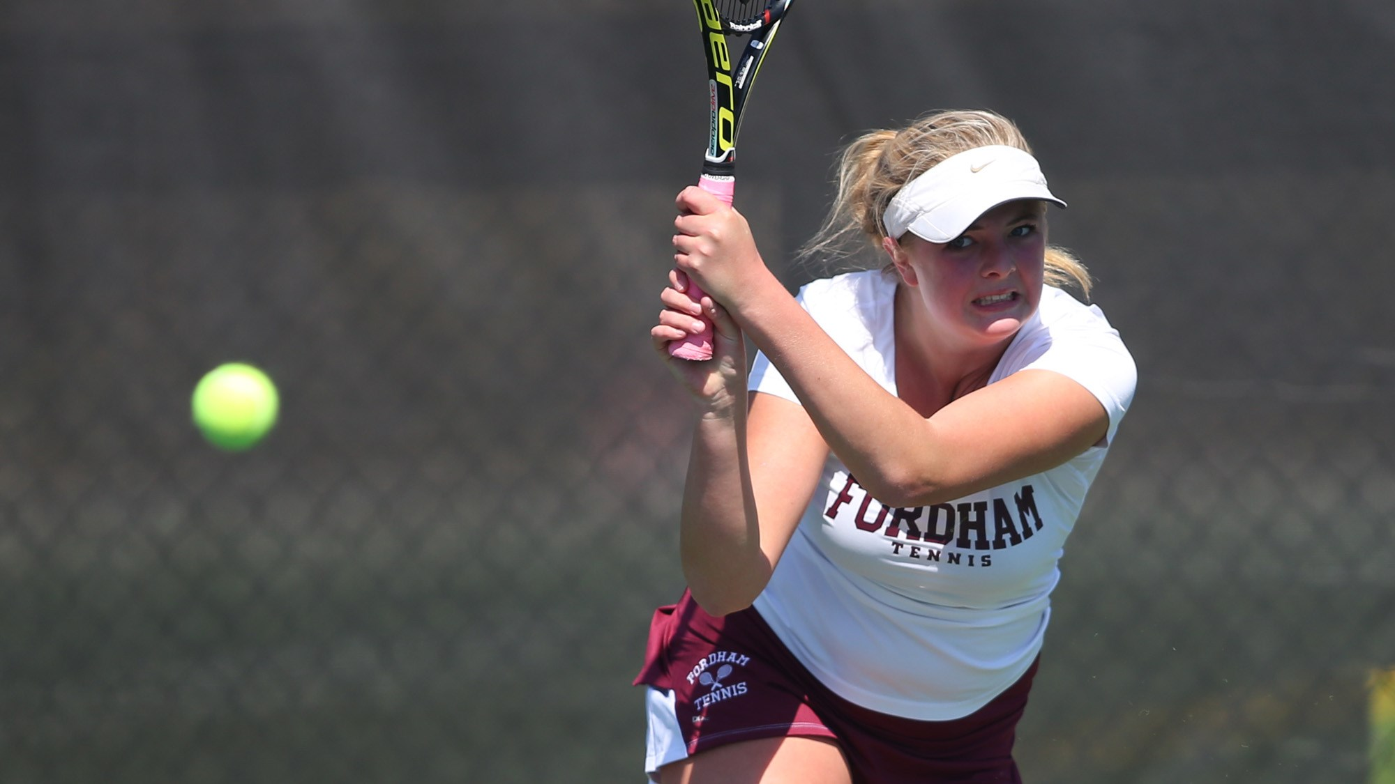 Women S Tennis Competes At Columbia Invitational